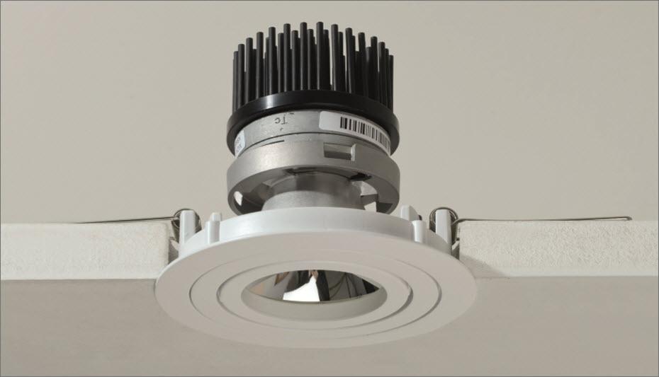 Afbeelding High Technology Lighting Quartet QDD15T