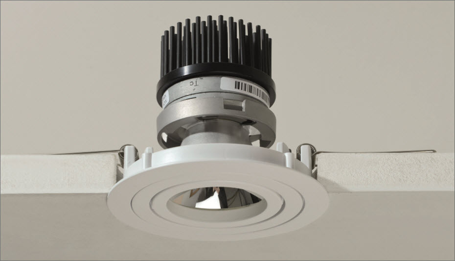 Afbeelding High Technology Lighting Quartet QDD15T