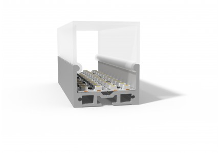 Afbeelding LED Flex Pro Profiles 53