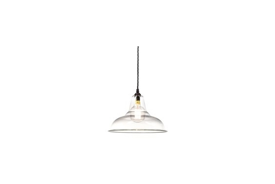 Factorylux glass coolicon lamp shade 280mm factorylux clear glass coolicon lamp shade 280mm 1 · factorylux clear glass coolicon lamp shade 280mm 1