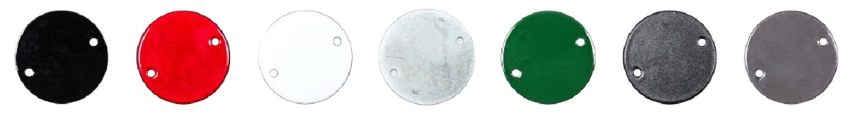 header factorylux round conduit cover plate