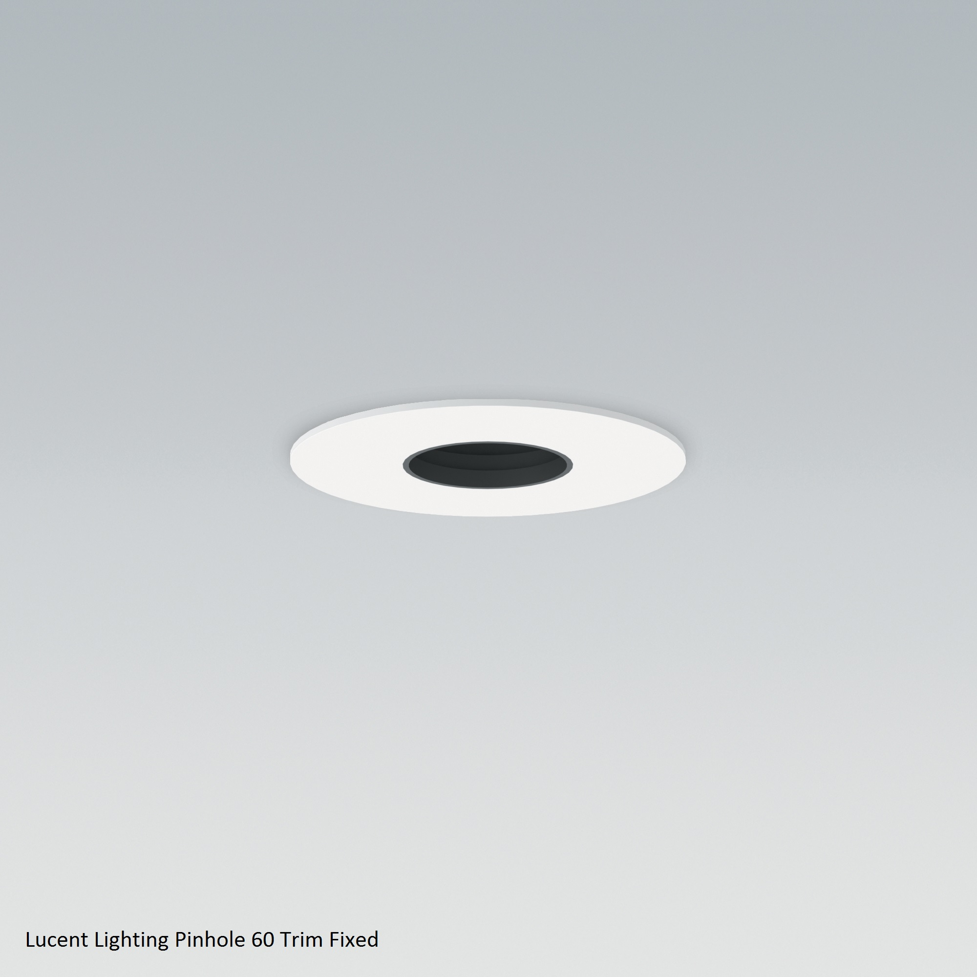 LucentLighting Pinhole 60 Trim Fixed