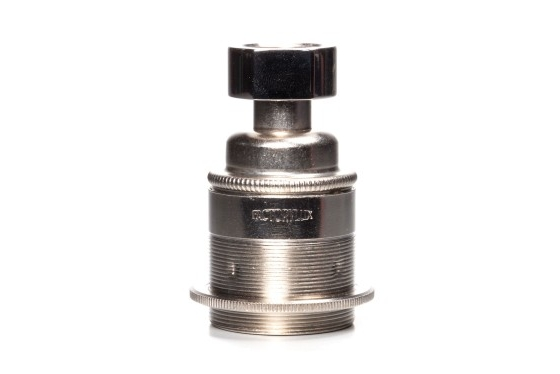 afbe27_20mm_threaded_silver_lamp_holder